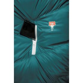 Grüezi-Bag Synpod Island 185 Slaapzak, turquoise